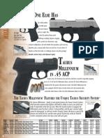 Catalog 2001 Taurus