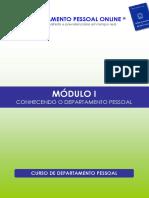 Módulo I - 10 Edição 2019