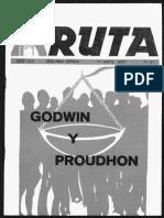 Víctor García. Godwin y Proudhon