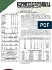 Reporte #1 Guaros-Trotamundos