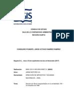 SENTENCIA  CE-20632-17 SOBRE LIBROS DE CONTABILIDAD