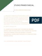 GUIA DE ESTUDIO DE HISTORIA DEL DERECHO MEXICANO
