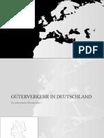 Güterverkehr in Deutschland