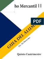 Alumno Derecho Mercantil Ll