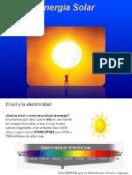Energía Solar - Conceptos