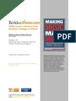Berklee Art of Selling Your Music