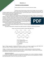 Identificação de polimeros