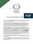 MDR, Inc.'s ROFR