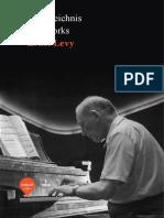 Ernst Levy - List of works