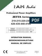 RAM_ZETTA_Series_Manual