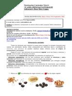 GUÍA N°4 - CIENCIAS - 3ERO - PRIORIZADA