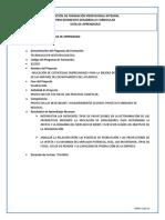 Gfpi-f-019_guia Apzje. Tgl Proyectar Necesidades Julio 2019