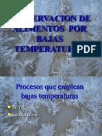 Refrigeracion de AlimentosCLASE 3