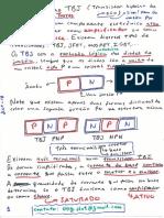 curso básico sobre transistores bipolares de junção