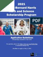 BH Scholarship Program Guidelines 2021FINAL