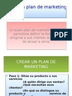 Crear un plan de marketing