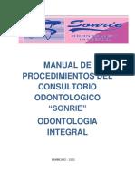 136737429-Manual-de-Procedimientos-Del-Consultorio-Odontologico