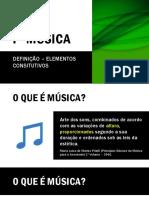 0001-Música - Definição - Elementos Constitutivos