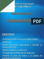 7 Teoria Acido Base Redox 2015 Kinesiologia