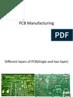5.PCB Manufacturing Process