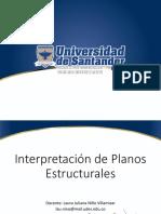 Clase 4-Interpretación Planos estructurales