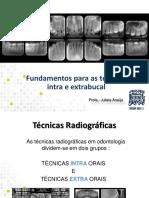 Aula 3_Fundamentos para as técnicas intra e extra oral