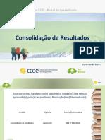 Consolidação de Resultados - Nível Básico