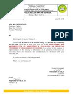 Letter 2018-2019