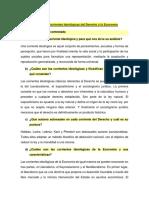 Actividad 3. Corrientes ideológicas del Derecho y la Economía - copia