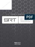 SRT Protocol Technical Overview