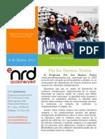 Propuesta didáctica 8M, Día de las Mujeres
