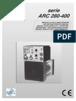 ARC+280-400+Welder+Manual