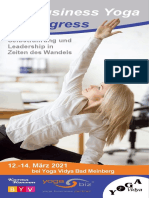 Business Yoga Kongress 2021