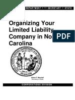 LimitedLiabilityCompany(LLC)