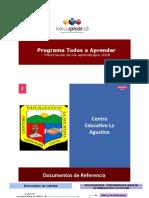 NUEVA PRESENTACION DE TALLER DE REFERENTES DE CALIDAD Y PRIORIZACION DE LOS APRENDIZAJES