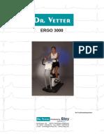 Dr Vetter Ergo 3000