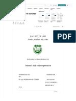 Www Scribd Com Document 484080673 Interpretation of Statutes 6TH Sem