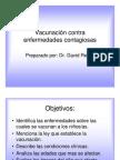 Vacunación contra enfermedades contagiosas