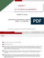 Chapitre 1- Processus stochastiques