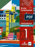 Matemática - 6º Ano - Caderno 01