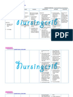 298071067 Nursing Care Plan for Functional Urinary Incontinence NCP