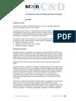 Conceitos_Gerais_2009 valor, estratégias genericas e oceano azul
