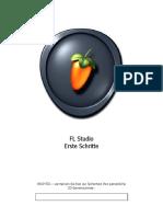 FL Studio Erste Schritte