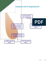 ORGANIGRAMA DE STAFF SKIP ORGANIGRAMA