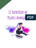 12 Exercícios de Pilates Avançado