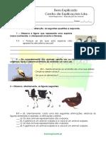 1.4 - Diversidade dos animais - Reprodução -  Ficha Trabalho (2) (1)