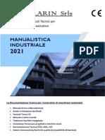 BALLARIN ENGINEERING - Brochure Manualistica Industriale 2021