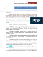 Direito Processual Civil CPII