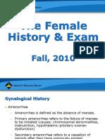 Female Exam 9.2010