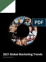 2021 Global Marketing Trends